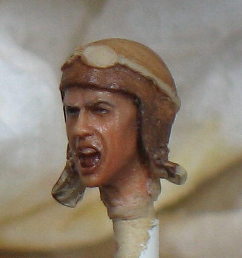 Petit diorama et figurine, Macchi M5 1/48 Photo009800