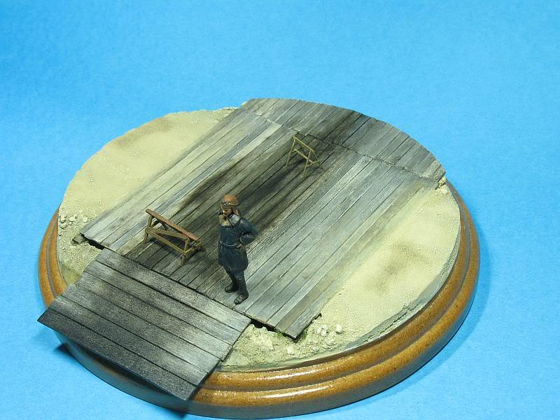 Petit diorama et figurine, Macchi M5 1/48 Photo024-1