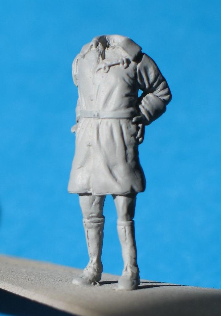 Petit diorama et figurine, Macchi M5 1/48 Photo060