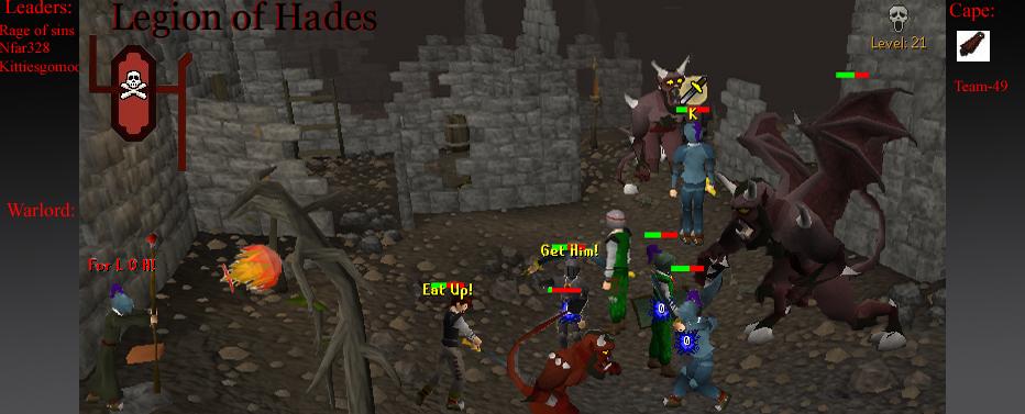 Legion of Hades