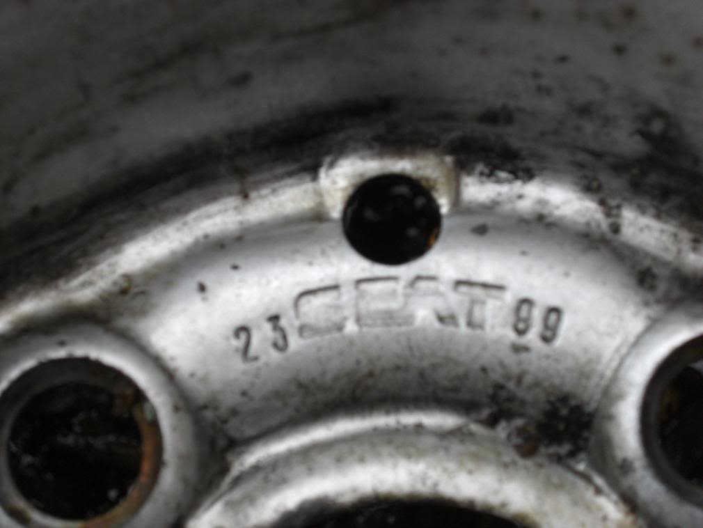 14 x 5.5 et 35 4 x100 steel wheels CIMG0171