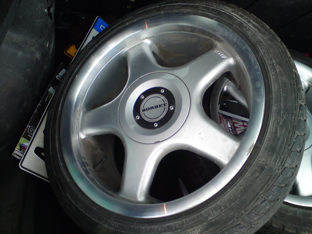 borbet 16 inch wheels  DSC00405