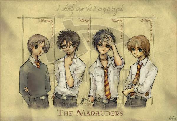 Hogwarts Merodeador