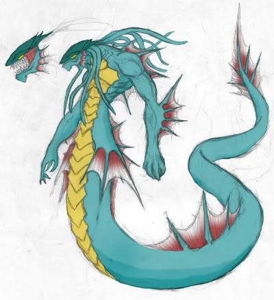 The Monstrous Beast; Naga Naga_Male-1-1