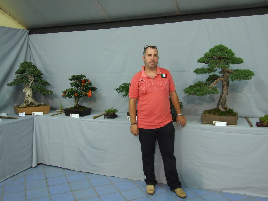 Exposición Bonsai Club Bonsai De Vigo  10 y 11 septiembre 2011 DSCF4037