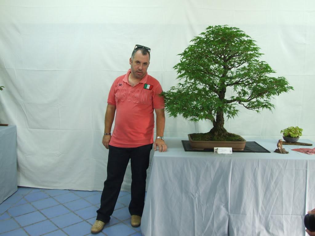 Exposición Bonsai Club Bonsai De Vigo  10 y 11 septiembre 2011 DSCF4047