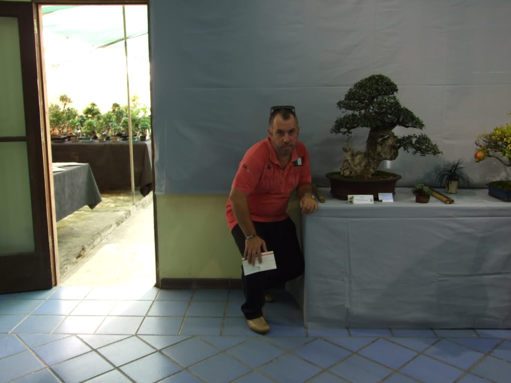 Exposición Bonsai Club Bonsai De Vigo  10 y 11 septiembre 2011 DSCF4055