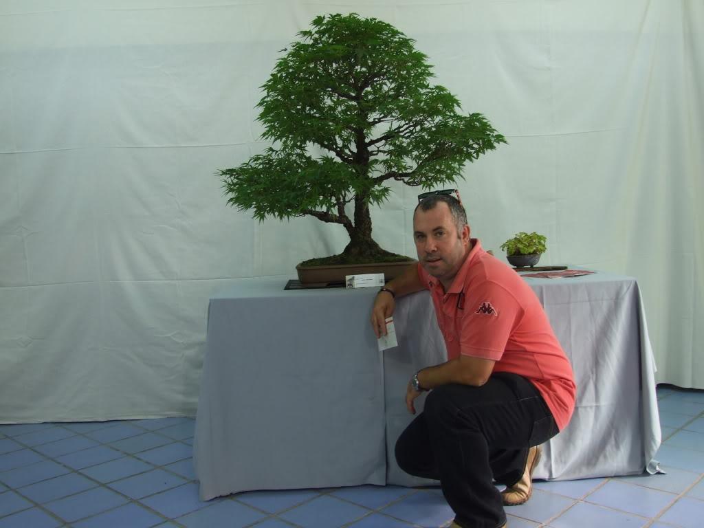 Exposición Bonsai Club Bonsai De Vigo  10 y 11 septiembre 2011 DSCF4061