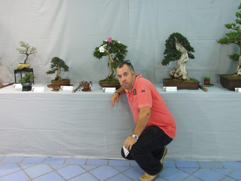 Exposición Bonsai Club Bonsai De Vigo  10 y 11 septiembre 2011 DSCF4064