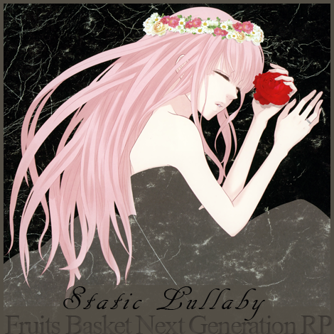 STATIC LULLABY fruits basket next genetaion 330014