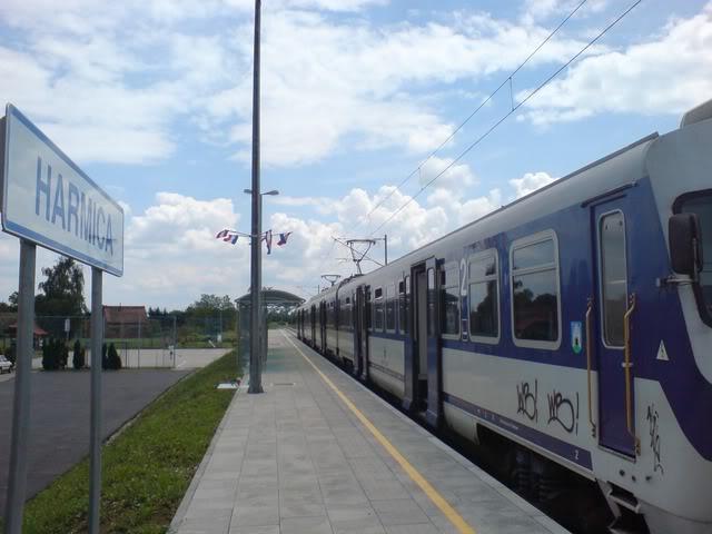Vlakovi do Harmice Har9
