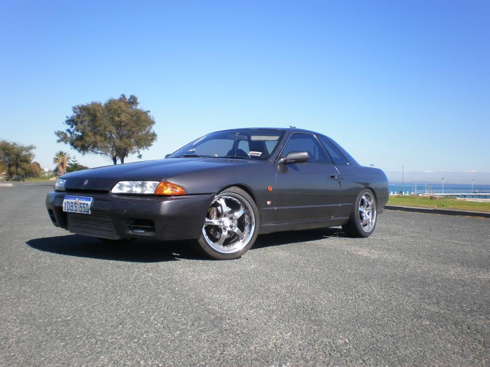 For sale: 1992 Nissan Skyline R32 P8010021