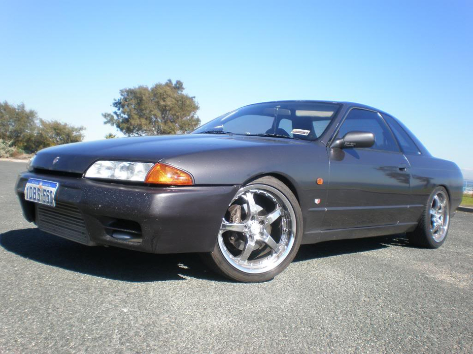 For sale: 1992 Nissan Skyline R32 P8010025
