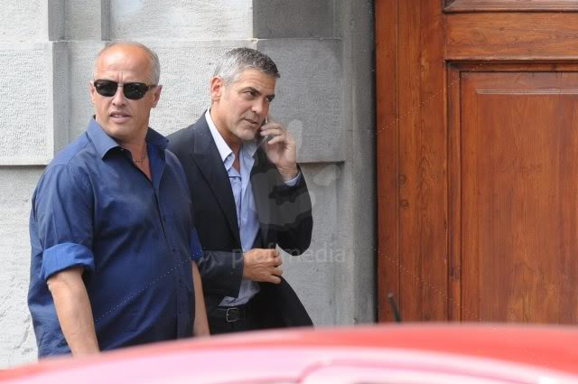 George Clooney's House in Lake Como, Milan, Italy Gio3