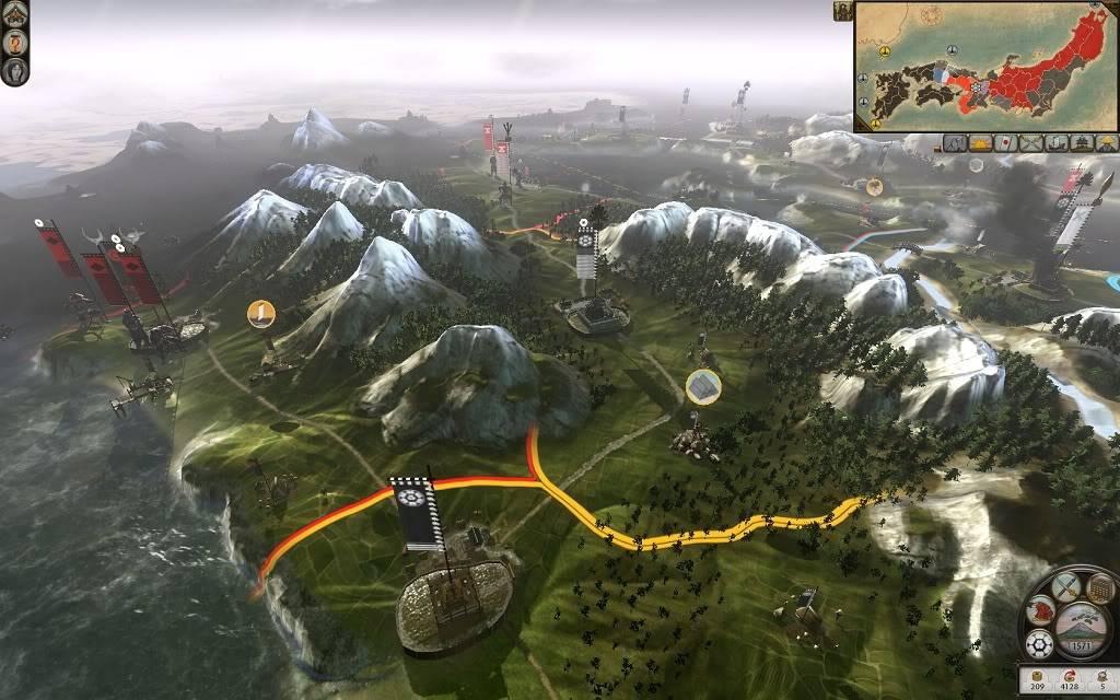 Shogun 2 screenshots  2011-04-05_00001
