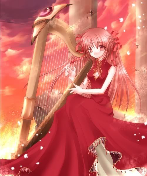 The Whistling song( open to two people....JOIN) AyamiHarp