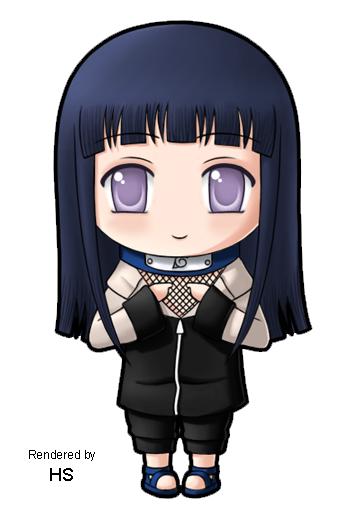 imagenes de mi personaje favorito Hinatachibi