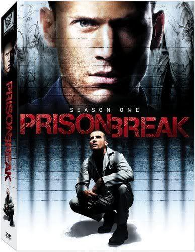 [tor] Prison Break - 1ª Temporada Completa Capa