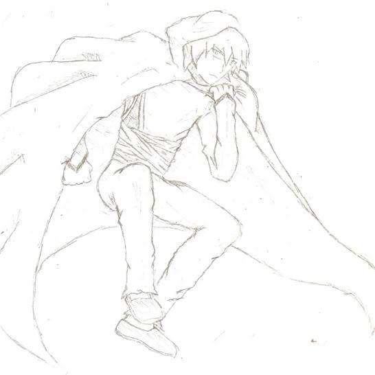 Iseng-iseng gambar... Assassin2