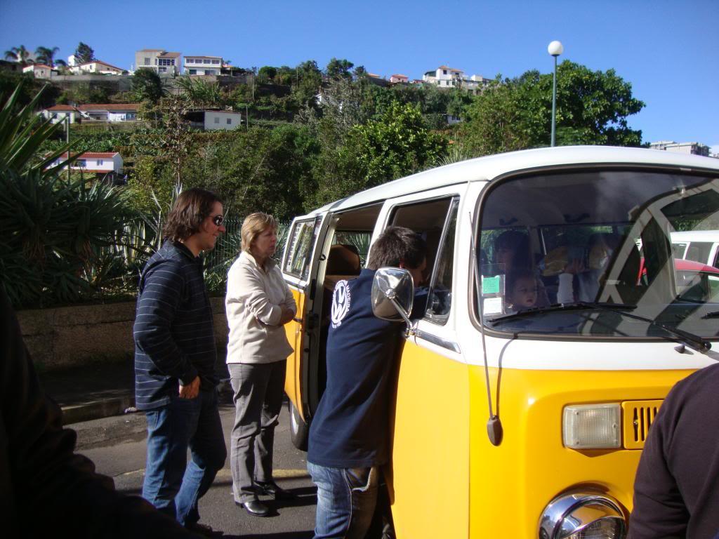 Almoço de Natal Clube Carocha da Madeira DSC05633