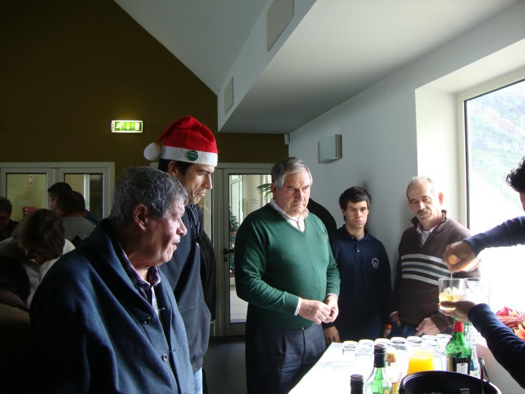Almoço de Natal Clube Carocha da Madeira DSC05719