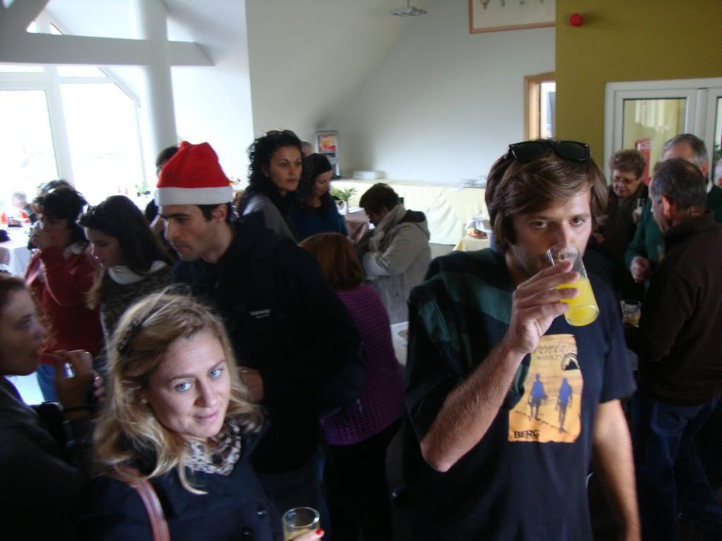 Almoço de Natal Clube Carocha da Madeira DSC05725