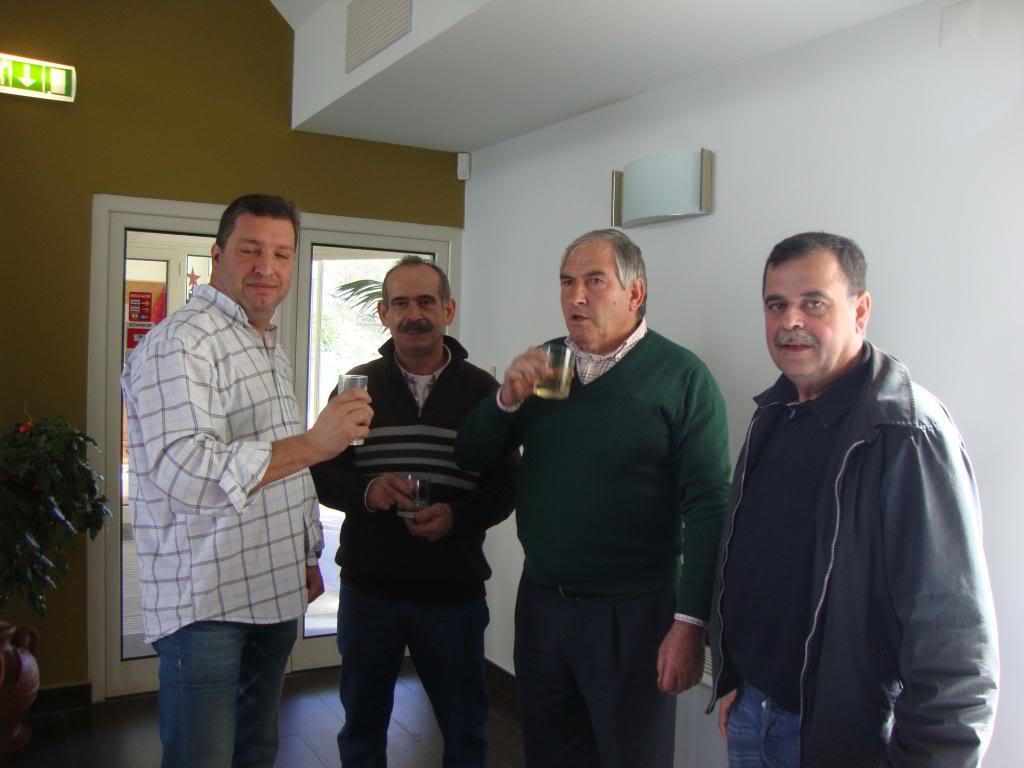 Almoço de Natal Clube Carocha da Madeira DSC05731