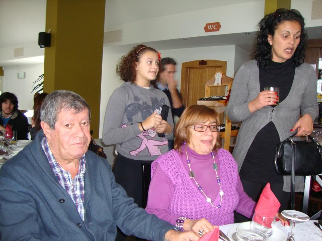 Almoço de Natal Clube Carocha da Madeira DSC05736