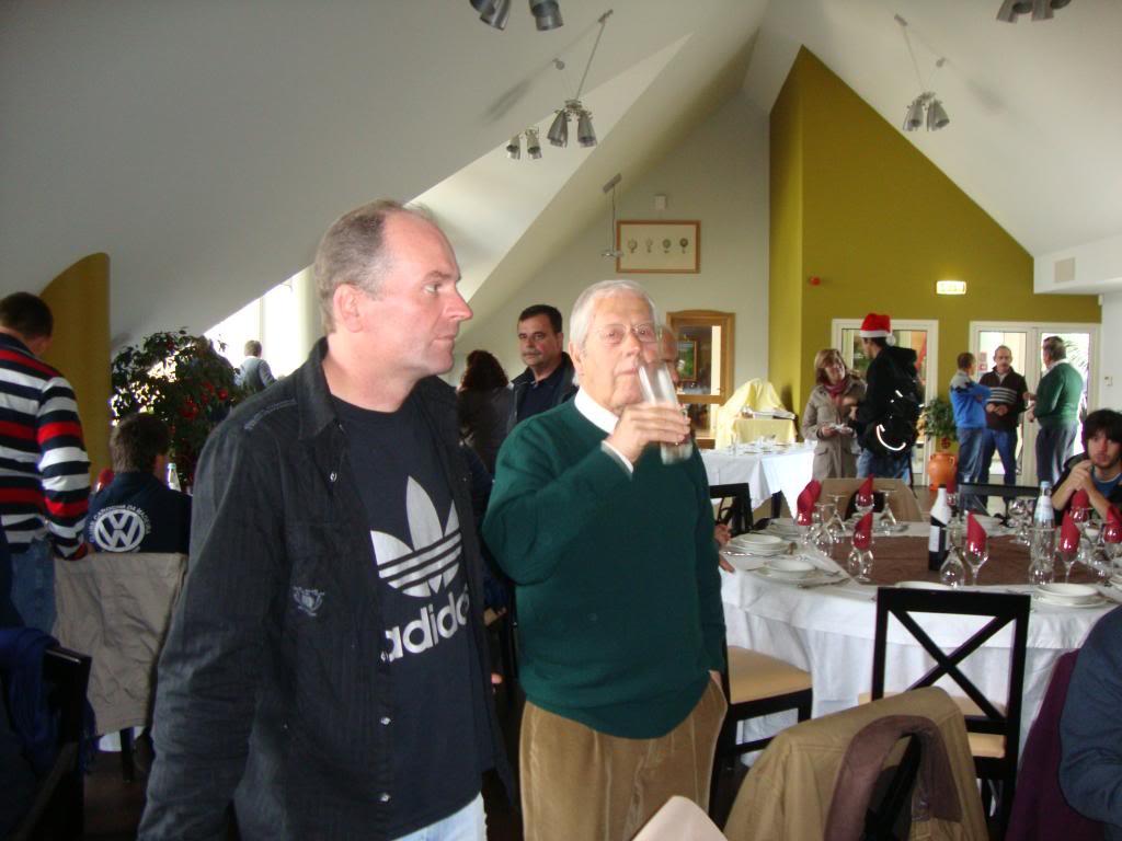 Almoço de Natal Clube Carocha da Madeira DSC05737