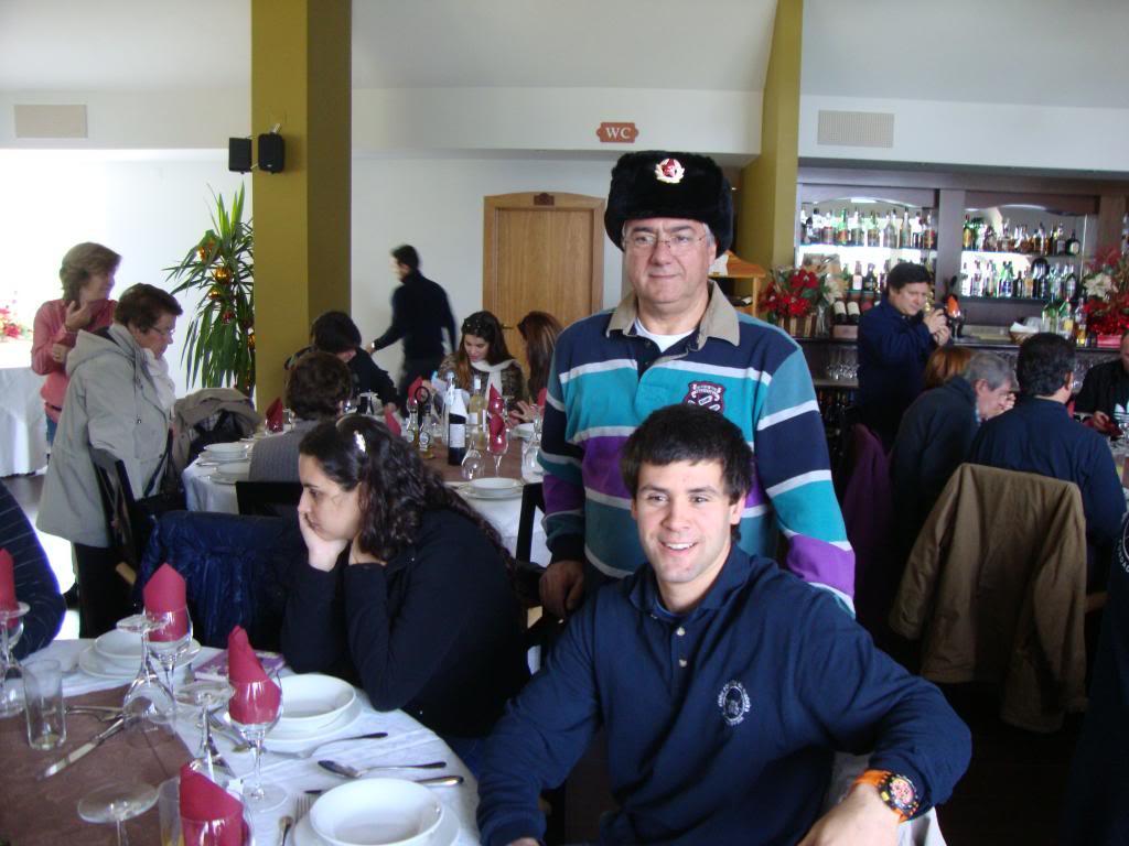 Almoço de Natal Clube Carocha da Madeira DSC05756
