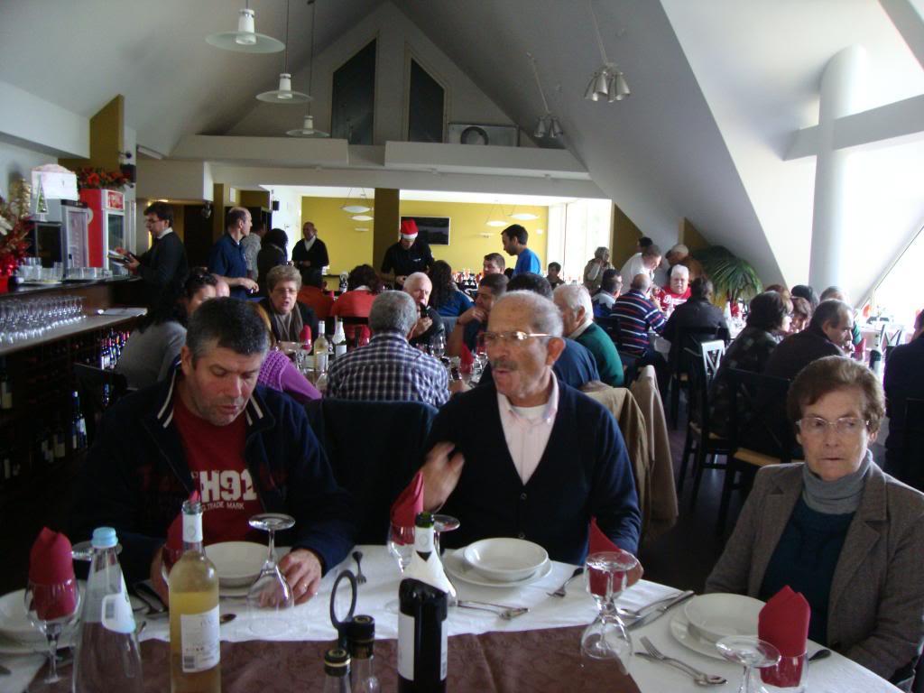 Almoço de Natal Clube Carocha da Madeira DSC05758