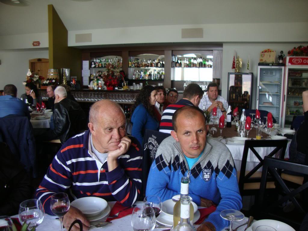 Almoço de Natal Clube Carocha da Madeira DSC05764