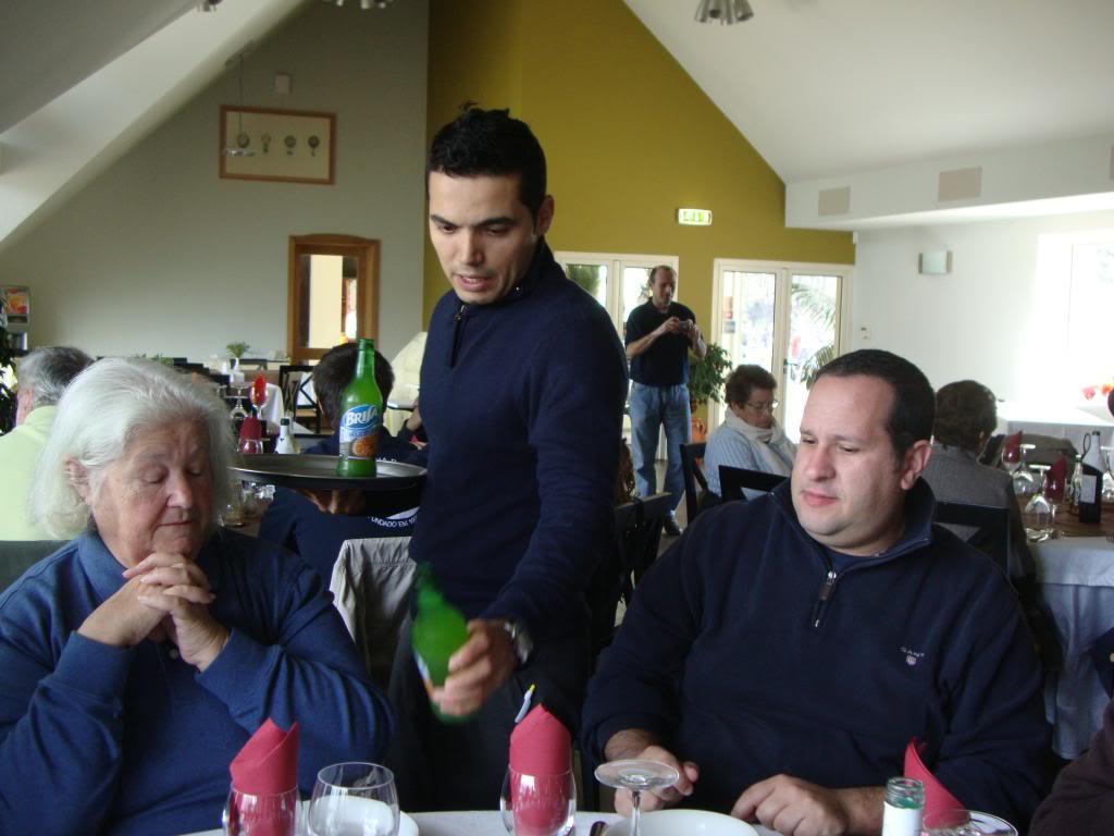 Almoço de Natal Clube Carocha da Madeira DSC05768