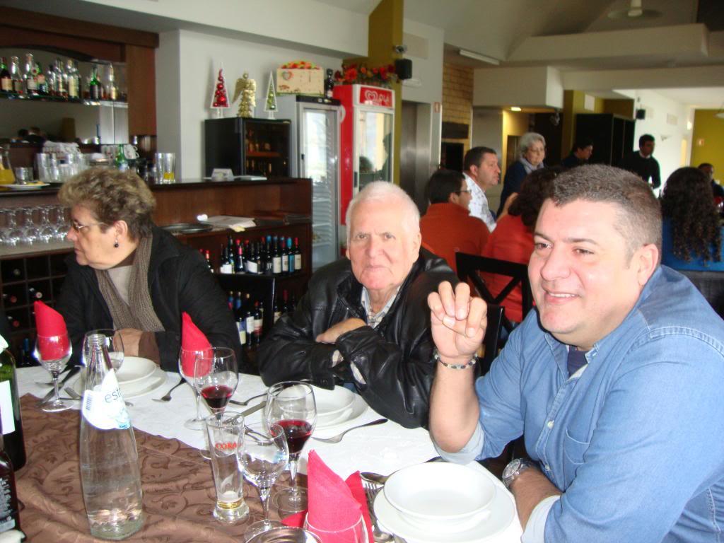 Almoço de Natal Clube Carocha da Madeira DSC05770