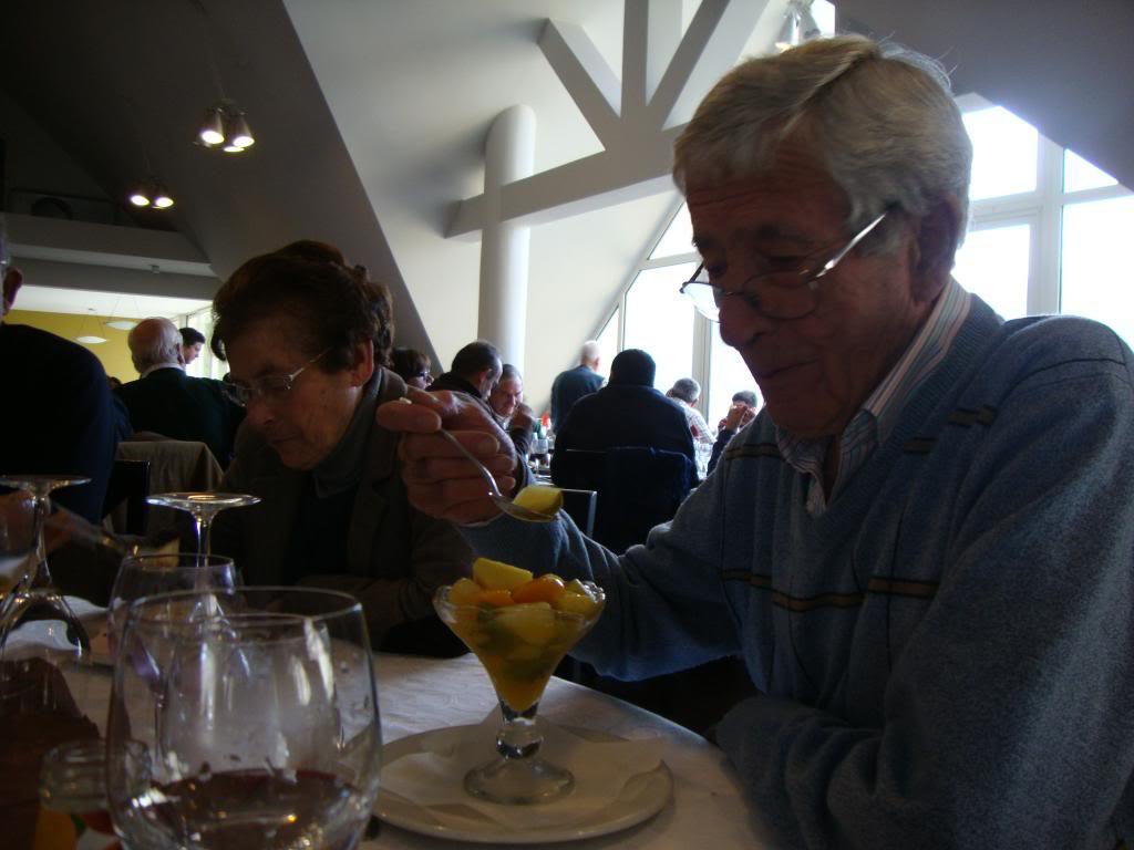 Almoço de Natal Clube Carocha da Madeira DSC05794