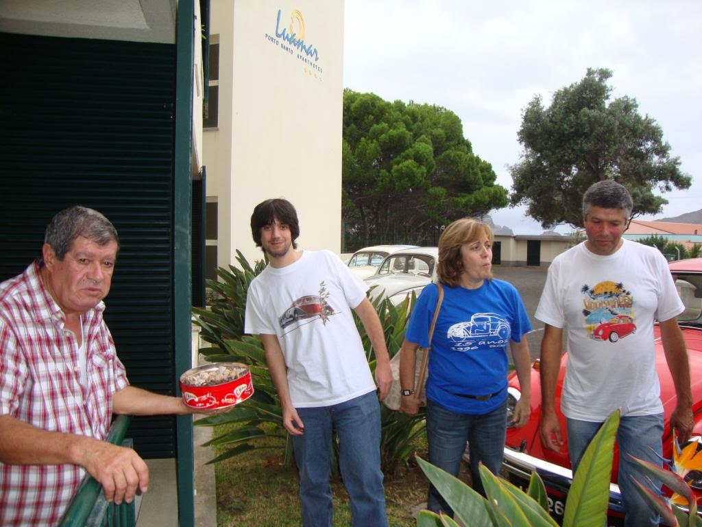 10º Passeio ao Porto Santo Clube Carocha da Madeira DSC05283