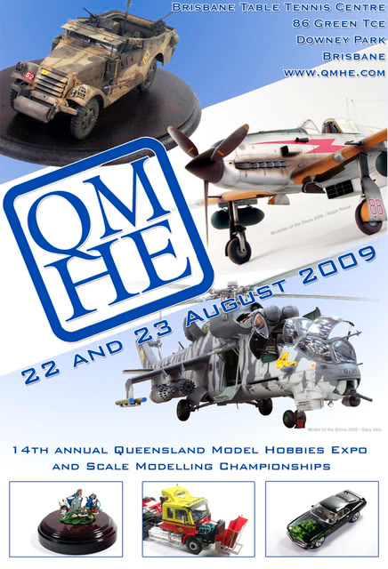 14th Annual Queensland Model and Hobbies Expo Qhme20flyer20200920ver420half20page
