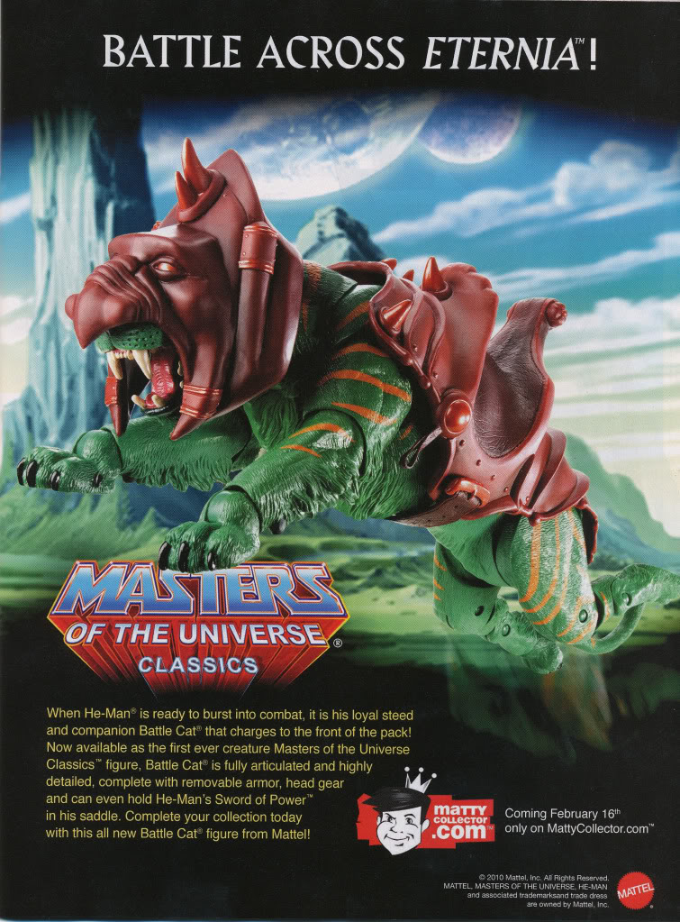 Masters of the Universe Classics Battle-Cat-Ad