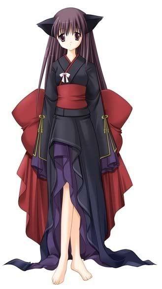 Kura's Thingys Kimono