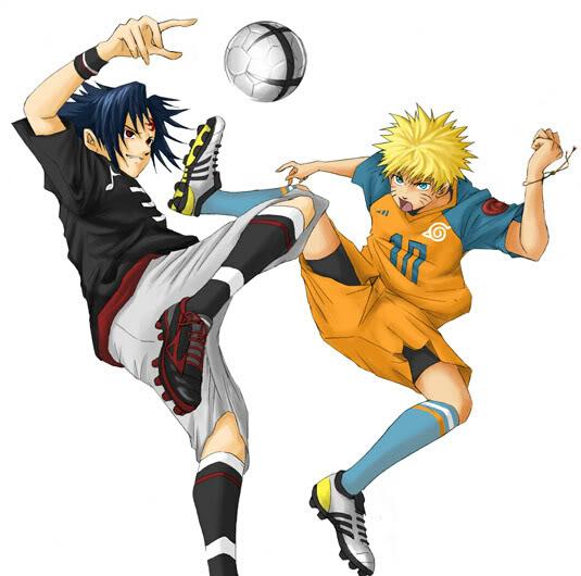 naruto vs. sasuke