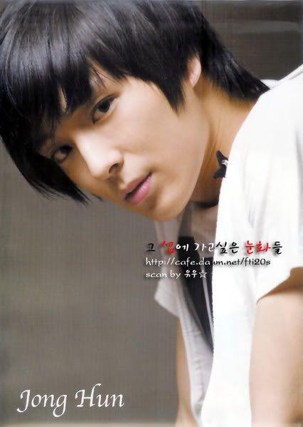 Jonghoon(Choi Jong Hun) Cjh1