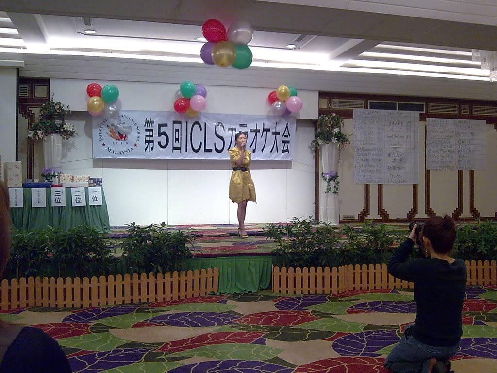 3/16 ICLS karaoke contest! Image001