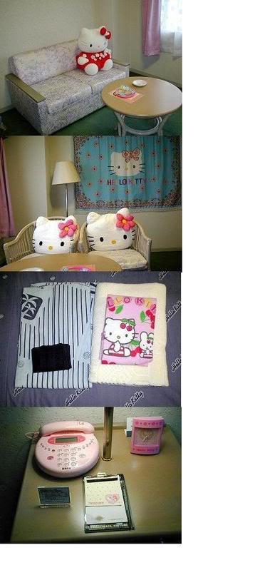 nihon's Hello Kitty Hotel~! (Kawaii~) Hellokittyhotel3