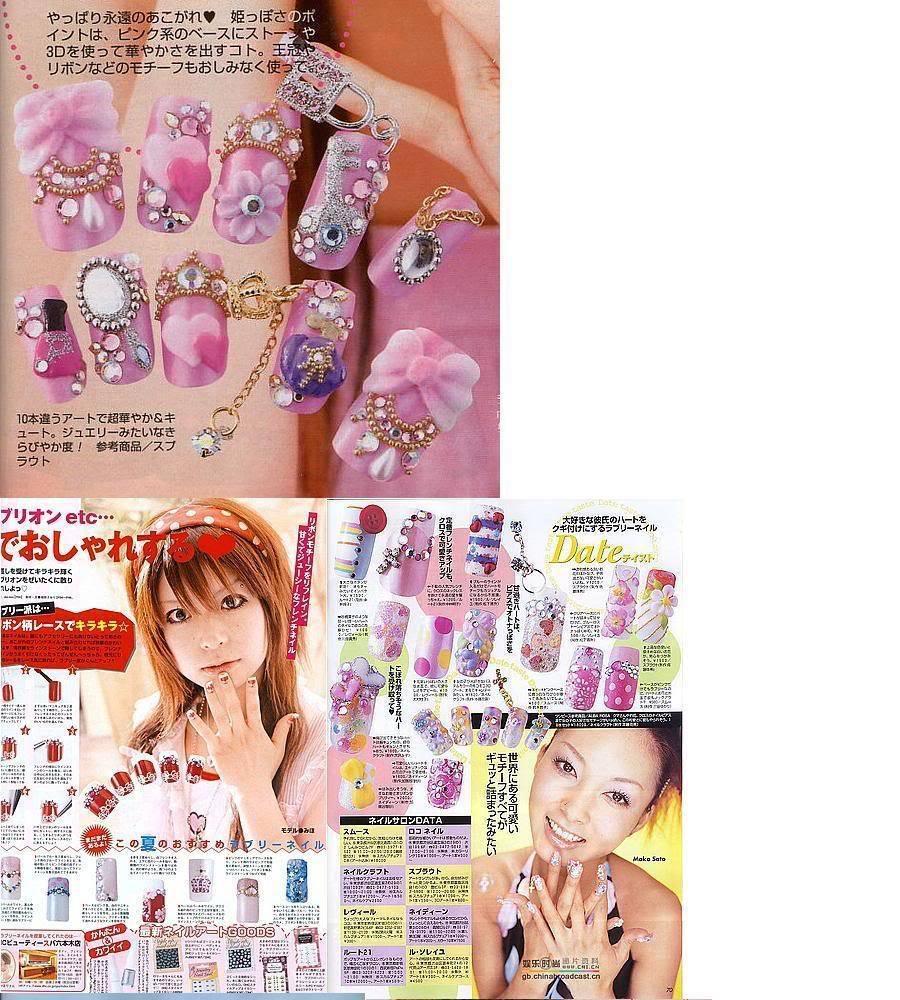 nihon no nails fashion~ Japannailsfashion