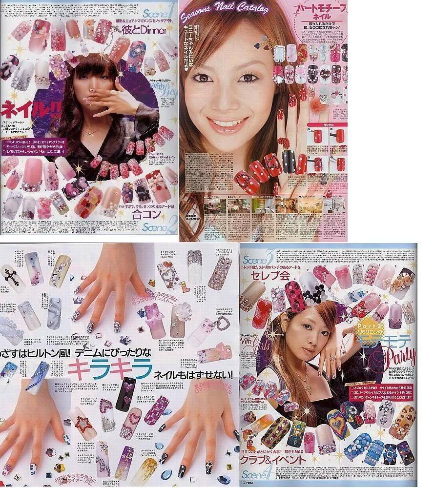 nihon no nails fashion~ Japannailsfashion2