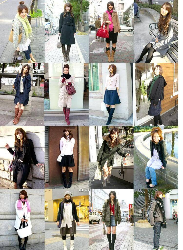 Japan street girl new fashion Japanstreetgirlfashion