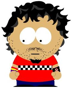 satibañez -south park YO-2