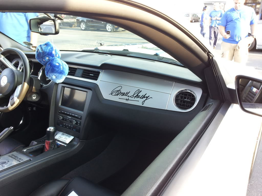Tribute to Carroll Shelby event @ Gus Machado Ford of Kendall 5-30-2012 20120530_185448