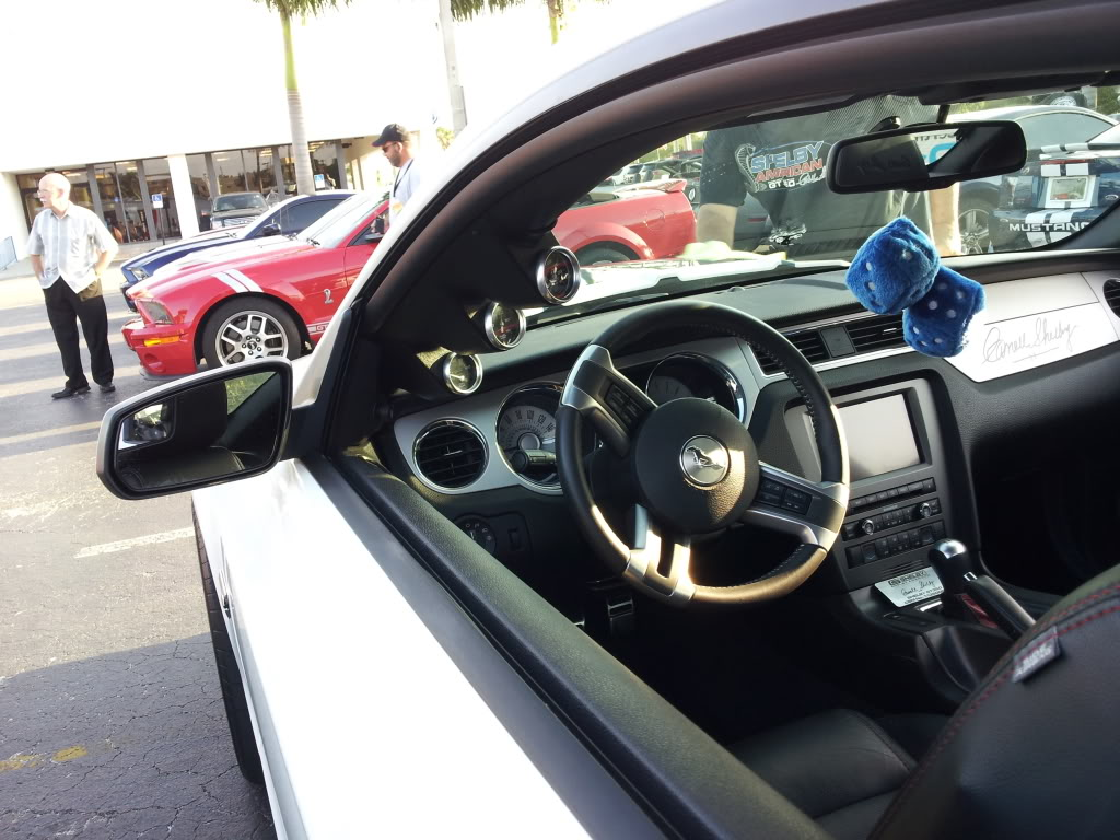 Tribute to Carroll Shelby event @ Gus Machado Ford of Kendall 5-30-2012 20120530_185622