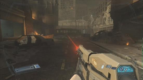 Resident Evil 4 dan Resident Evil 5 550px-Laser